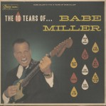 LP - Babe Miller - The Ten Tears Of