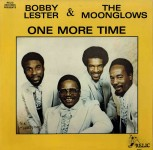 LP - Bobby Lester And the Moonglows - One more time