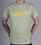 T-Shirt - Baseball T-Shirt, lime