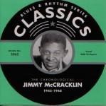 CD - Jimmy McCracklin - 1945 - 1948 The chronological classics