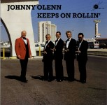 LP - Johnny Olenn - Keeps On Rollin´