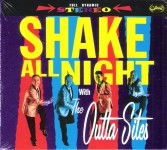 CD - Outta Sites - Shake All Night With The Outta Sites
