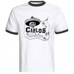 Ringer-Shirt - Carlos & the Bandidos 2