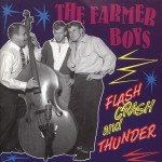 CD - Farmer Boys - Flash, Crash and Thunder