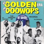 CD - VA - Golden Era Of Doo Wops - V-Tone Records