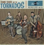 CD - Sonny Tucker and The Tornados - Wild Wild Lover