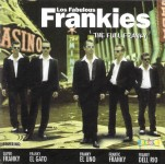 CD - Los Fabulous Frankies - The Full Franky