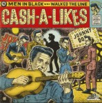 LP - VA - Cash-A-Likes - 18 Men In Black Who Walked The Line