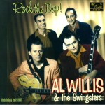 10inch - Al Willis & His Swingsters - Rock The Bop !