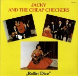 LP - Jacky & The Cheap Checkers - Rollin´ Dice