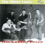 CD - White Lines - Rockabilly Fever
