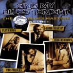 CD - VA - Sing My Blues Tonight-Blues Masters Vol. 1