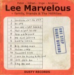 CD - Lee Marvelous - One Step Right Behind
