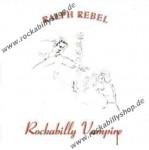 CD - Ralph Rebel - Rockabilly Vampire