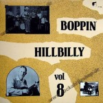 LP - VA - Boppin Hillbilly Vol. 8