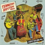 CD - Tennessee Rhythm Riders - Step It Up And Go