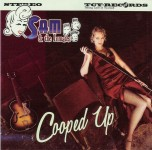 CD - Sam & The Inmates - Cooped Up