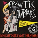 CD - Frantic Flintstones - Rockin´ Out/Not Xmas