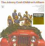 LP - Johnny Cash - The Johnny Cash Children's Album