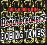 CD - Beachbreakers & Boeingtones - 50s and 90s Hits