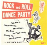 CD - VA - Rock and Roll Dance Party Vol. 1