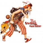 CD - Hot Swing Machine - self titled