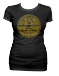 Girl-Shirt Steady - Sun Records Distressed L