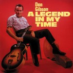 CD - Don Gibson - A Legend In My Time