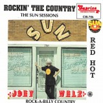 CD - Joey Welz - Rockin' The Country