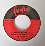 Single - Spud'n'Nick And The Roughshods - I Wanna Love My Baby