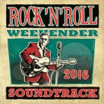 CD - VA - Walldorf Rock'n'Roll Weekender 2016