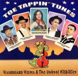 CD - Washboard Wilma - Toe Tappin Tunes