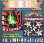 CD-2 - VA - Ding Dong Presents - Rabbit Action & Rock -A-Billy Blues