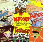 CD - Meteors - Anagram Singles Collection