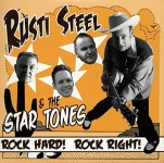 Single - Rusti Steel - Rock Hard Rock Right