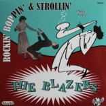 10inch - Blazers - Rockin' Boppin' & Strollin'
