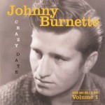 LP - Johnny Burnette - Crazy Date
