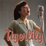 CD - Tigerlily - self titled