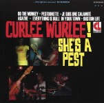 CD - Curlee Wurlee - She's A Pest