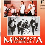 CD - VA - Minnesota Rockers Vol. 1