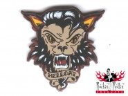 Pin - Hell Cat