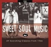 CD - VA - Sweet Soul Music - 1966