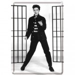 Metal Postcard - Elvis - Jailhouse Rock