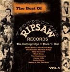 CD - VA - Best Of Ripsaw Records Vol. 5