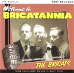 CD - Bricats - Welcome To Bricatannia