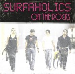 CD - Surfaholics - On The Rocks