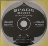 CD - Best Of Spade Records