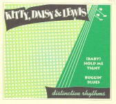 CD-M - Kitty Daisy and Lewis - (Baby) Hold Me Tight