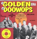 CD - VA - Golden Era Of Doo Wops - Everlast Records