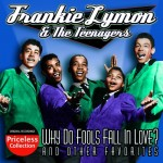 CD - Frankie Lymon - Why Do Fools Fall In Love